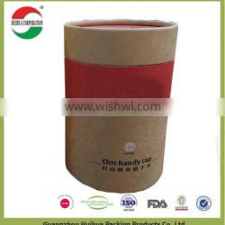 Packaging Composite Round Paper Tube Can