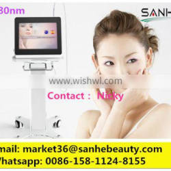2016 USA distributor wanted!! 980 laser spider vein removal / red blood silk removal / blood vessels removal