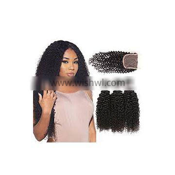20 Inches Unprocessed Clip In Hair Extension Cambodian 10inch Natural Curl