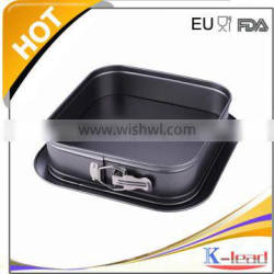 K-809 SQUARE SPRINGFORM CAKE PAN