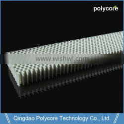 Pc Honeycomb Panel Air Conditioner Excellent Dielectric Properties