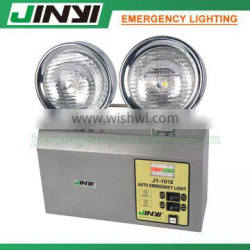 Made in China two head Twin Spots Emergency Light 4v 6000mAh