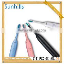 Best Gift Foldable Feature and Soft Bristle Type toothbrush sonic toothbrush