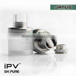 New tank design Pioneer4you Janus coil-less atomizer YIHI sx pure new feeling tank