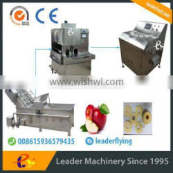 Preserved apple production machinery