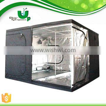 Hydroponics Factory Direct Supply Indoor grow tent/ Hydroponics Highly Reflective Fabric 600D Mylar Plant Grow Tent