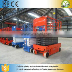 6M Battery mobile electric lift table