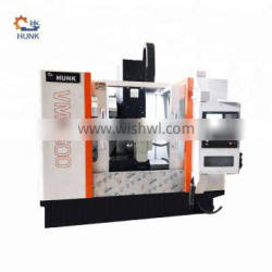 Mini small vertical cnc milling machine for metal