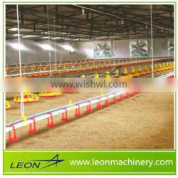 LEON series hot price poultry control shed equipment