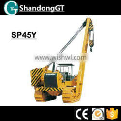 SP45Y powerful 45ton SHANTUI China pipelayer for sale