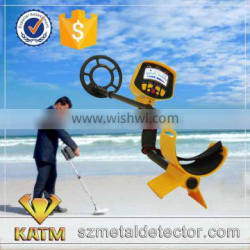 Wide Range Silver And Gold Metal Detector MD-9020C