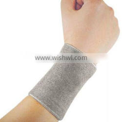 factory direct wholesale warm cold lycra charcoal wrist support