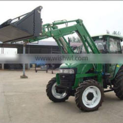 wheel drive tractor with front loader used