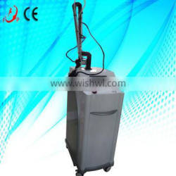 8.0 Inch Wrinkle Removal Newest Promotional Co2 Tattoo /lip 1ms-5000ms Line Removal Fractional Laser Acne Scar Removal Machine
