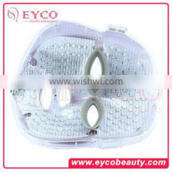 EYCO BEAUTY led facial mask 7 colors skin care pdt led light therapy led face mask/led facial mask for acne treatment face mask