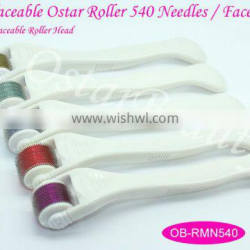 Face Roller Replaceable Roller 540 Needles