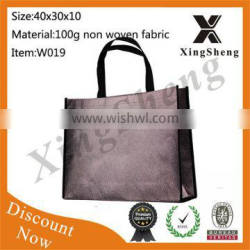 Hot sale made in China Promotional portable eco-friendly bag shopping bag