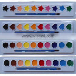 High quality different colors wholesale water color