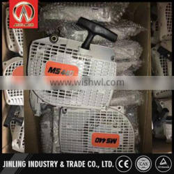 Hot selling toothpick making machine metal cutting band saw machine chainsaw recoil starter