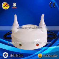 Portable ultrasound machine for cellulite removal