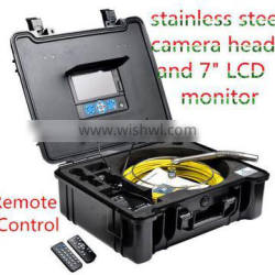 RapidView IBAK Pipe And Sewer pipe Inspection Cameras