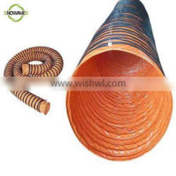 PVC Insulated High Temperature Flexible Duct Hose