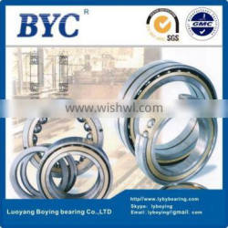 Angular Contact Ball Bearing 7222(110x200x38mm) BYC Provide High precision Spindle bearings