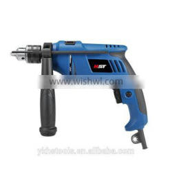 best sale 13mm impact drill 750w with plactic box electric power tool
