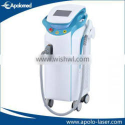 8.4 Inches Diode Laser Hair Removal Machine Laser Diode Professional 808nm Diode Laser By China Med Apolo Face Portable