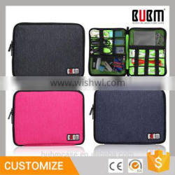 BUBM good quality promotional electronic accessory bag digital devices organizer