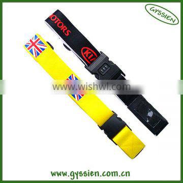 Fashion cheap cross luggage strap