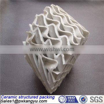 250Y 350Y 400Y 450Y 550Y 700Y ceramic structured packing