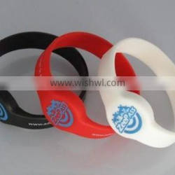 High Quality Silicone Material RFID NFC Tags With CE Certification