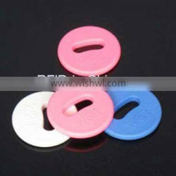 High Performance RFID Alien H3 Laundry Tags for Towels/Bed Sheets for Dubai Hotels