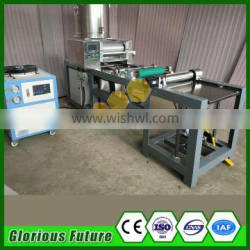 Beekeeping full automatic electric bee wax comb foundation machine