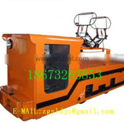 Cty8 600mm 700mm 900mm Trolley Electric Locomotive For Underground Mining