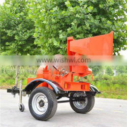 2015 hot sale!!! 10 centimeter capacity small wood chipper manufactures TS400 wood chipping machine with sharp blade disk