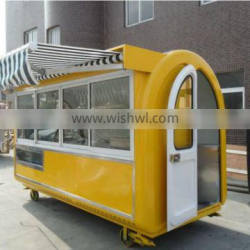 YS-325 Strong Steel catering truck food kiosk design