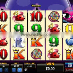 Aristocrat and PlayTech Slots