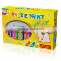 Paints for children, High qualty, Competitive price, Fabric Paint, Fb-12
