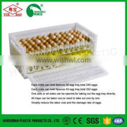 Agriculture farming poultry cage, plastic baby chick cage, child chicken transport cage
