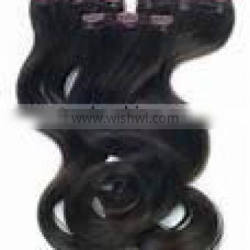 clip in colored hair extensions for black women