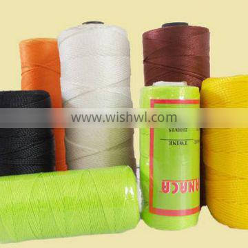 China polyester fishing twine&high-tenacity&good abrasion resistant&dt