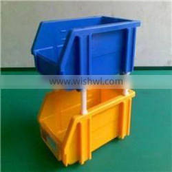 Convenient Plastic Parts Boxes Bin Rack Made In China
