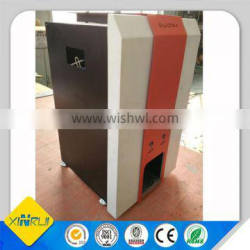 metal electrical control box cover
