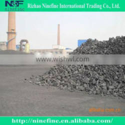 china factory low sulphur foundry coke with 60-100mm