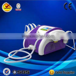 CE approved 9 in 1 lipolysis cavitation ipl laser hair removel machine for sale