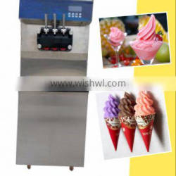 Most Popular Type and Durable Soft Ice Cream Machine