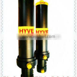 Quality assured standard hydraulic cylinder for tipper truck with standard design
