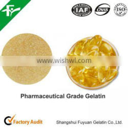 Gelatin for Empty Hard capsules using packing Medicines